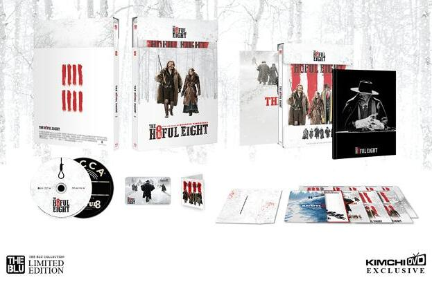 The Hateful Eight steelbook kimchidvd 3