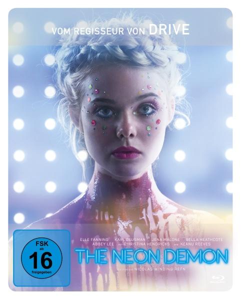The Neon Demon Steelbook