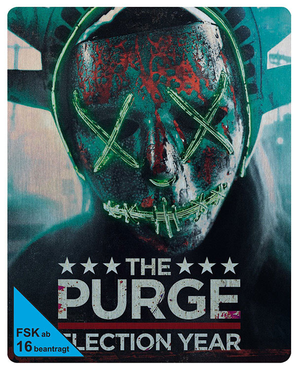 The Purge Election year steelbook