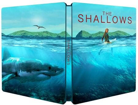 The Shallows steelbook