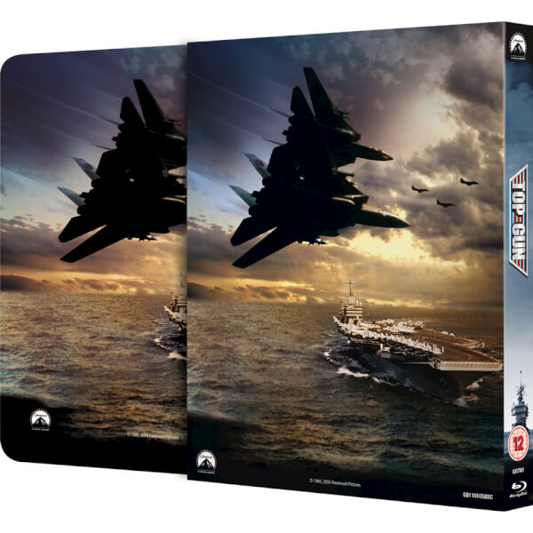 Top gun zavvi steelbook 2