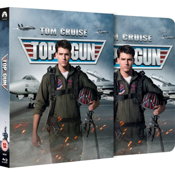Top gun zavvi steelbook