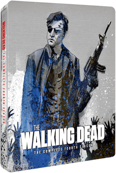 Walking Dead 4 steelbook