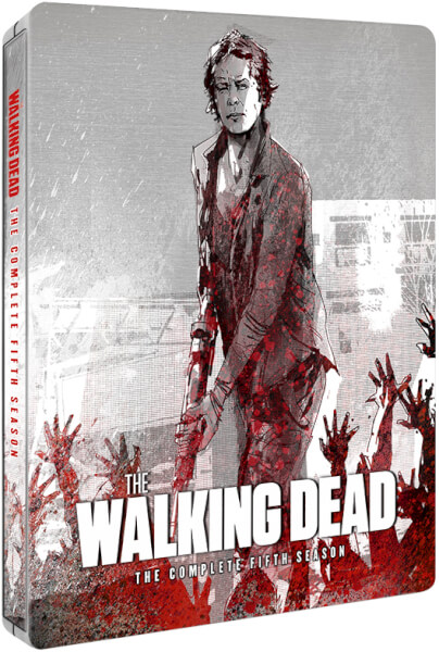 Walking Dead 5 steelbook