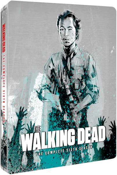 Walking Dead 6 steelbook