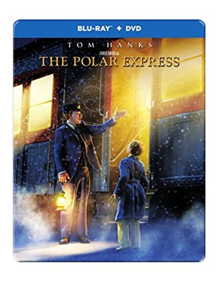 Polar express steelbook