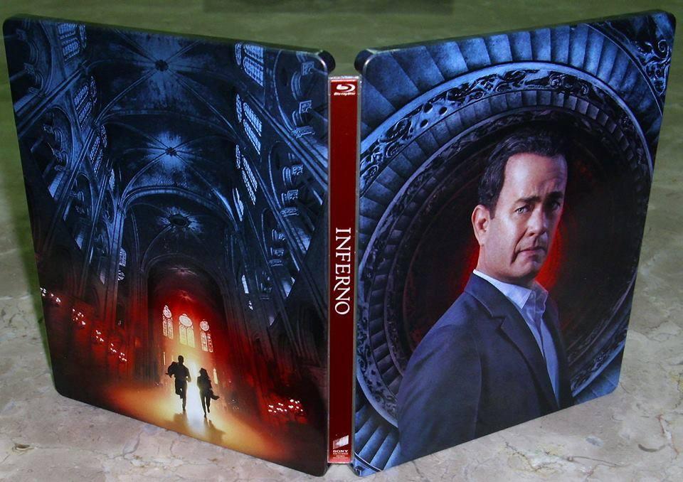 Inferno steelbook 3