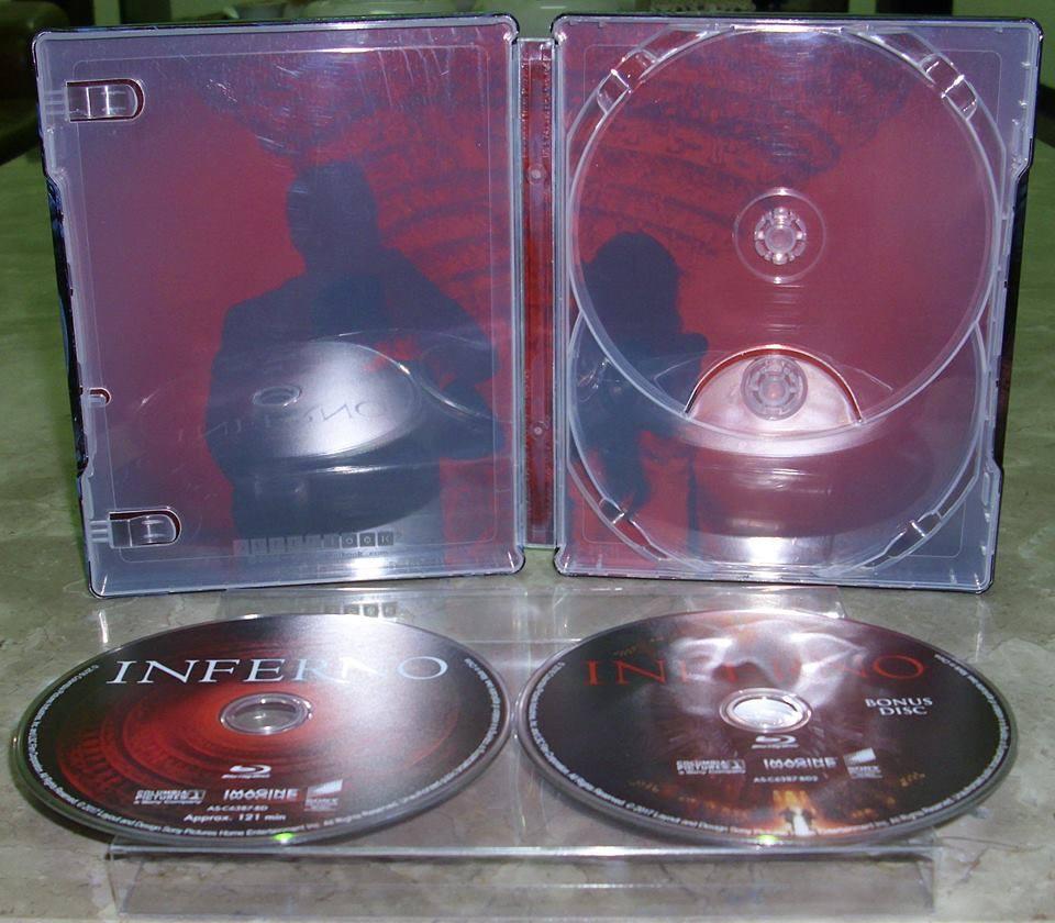 Inferno steelbook 4