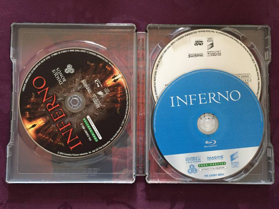 Inferno steelbook fr 4