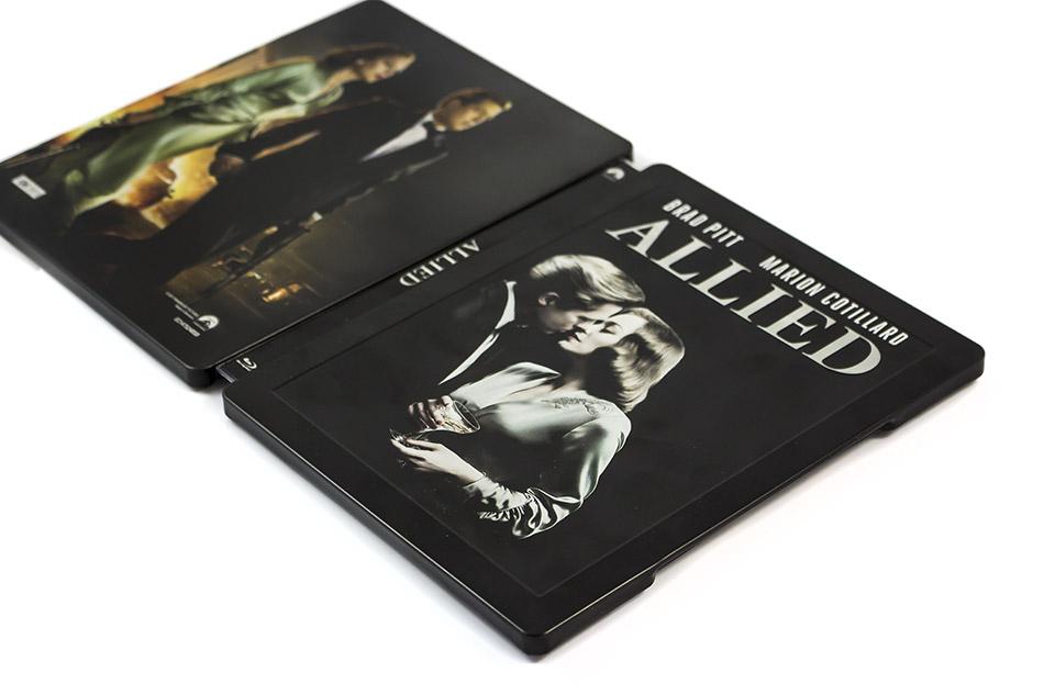 Allied steelbook 4