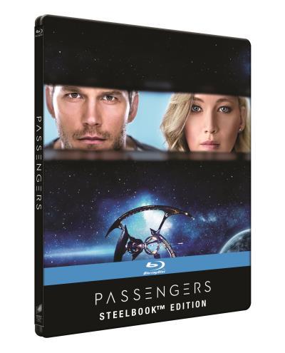 Passengers steelbook fnac