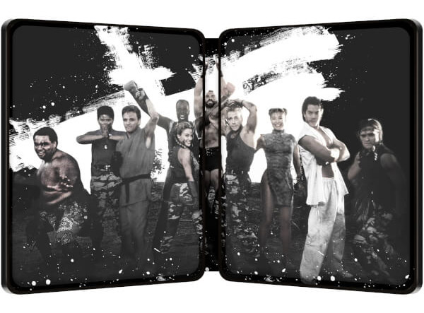 Street Fighter steelbook 2