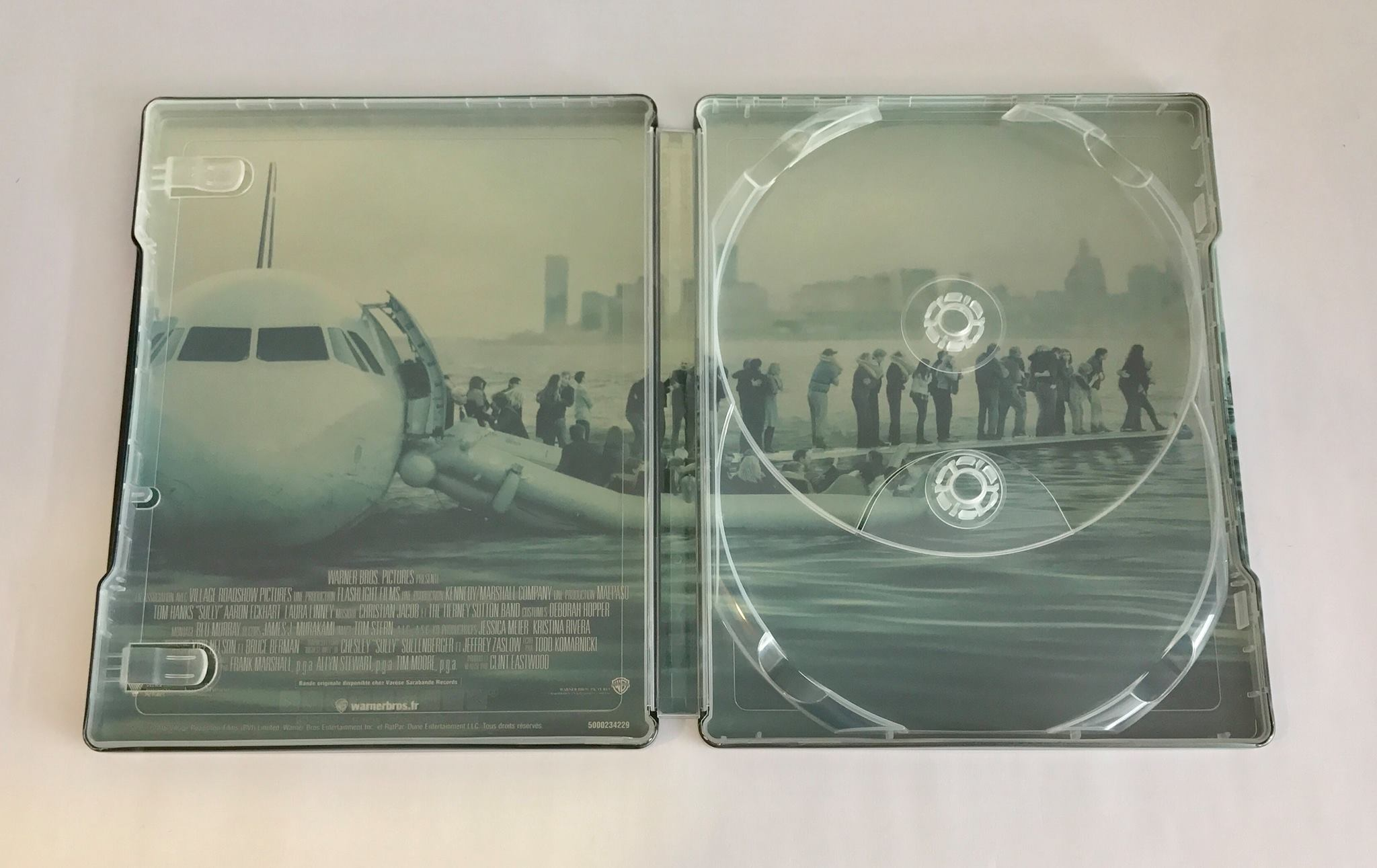 Sully steelbook 3
