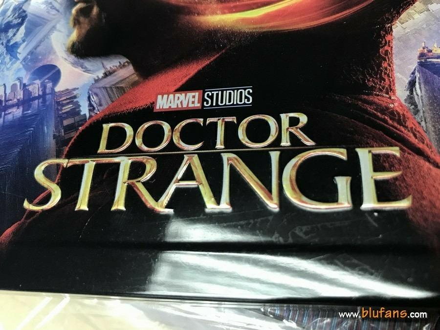 Doctor Strange steelbook blufans 3