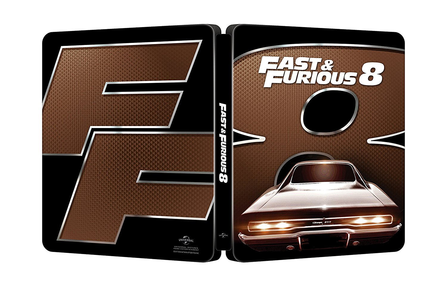 Fast and Furious steelbook it
