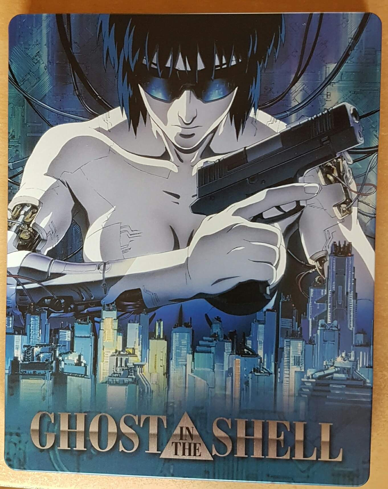 Ghost in the SHell steelbook fr 1