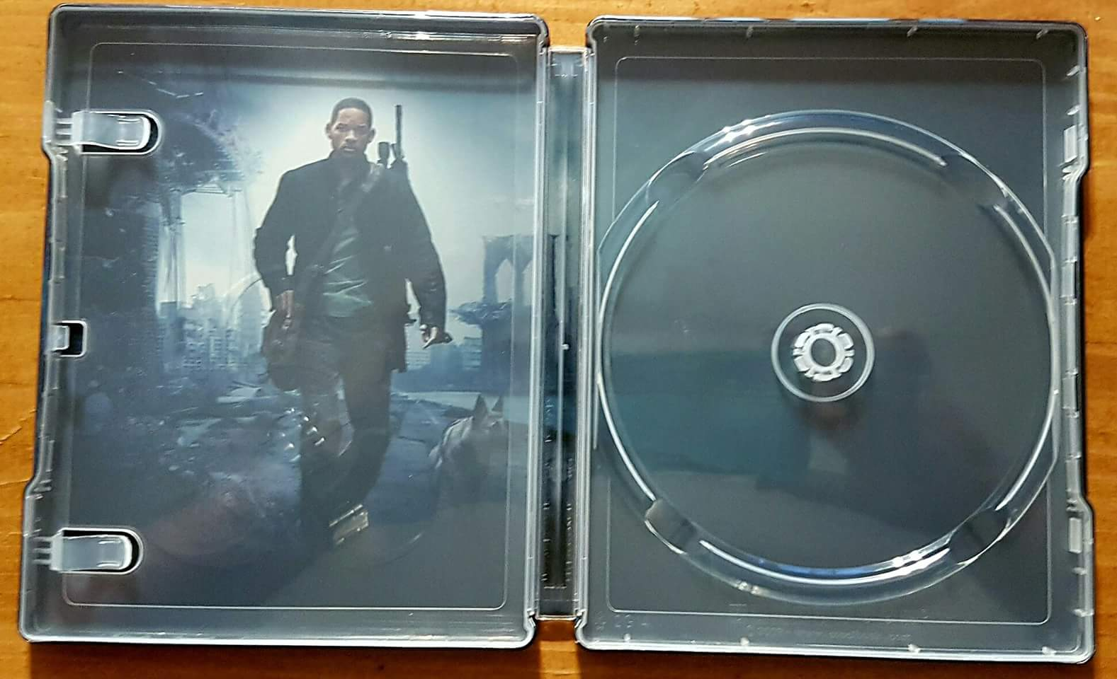 I'm Legend steelbook 3