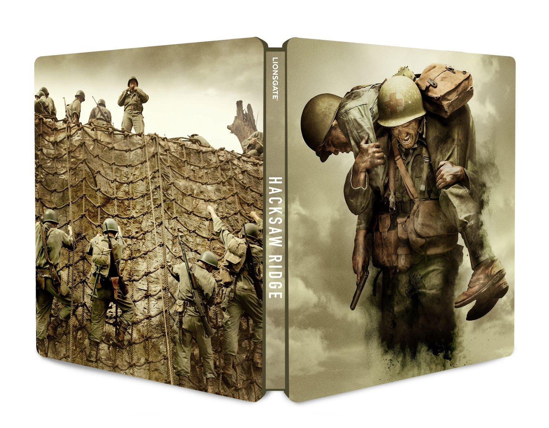Kacksaw Ridge steelbook UK 1
