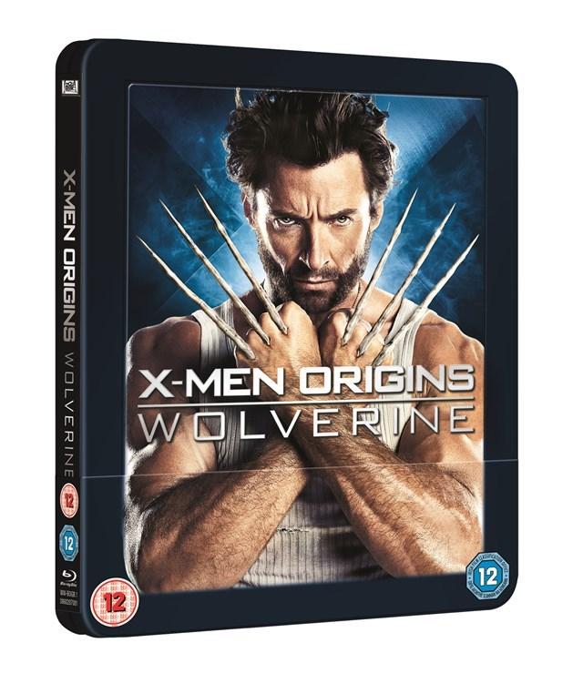 Origins Wolverine steelbook uk
