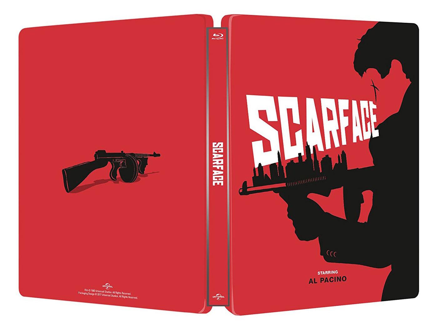 Scareface-steelbook