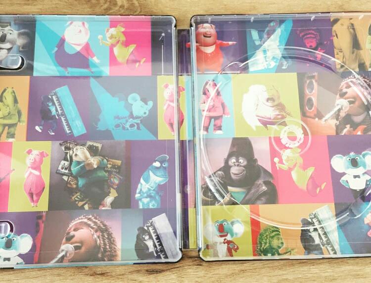 Sing steelbook 2