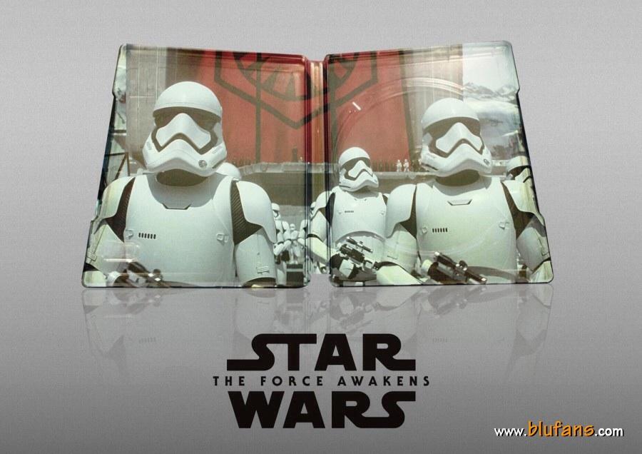 Star Wars The Force Awakens steelbook blufans 2