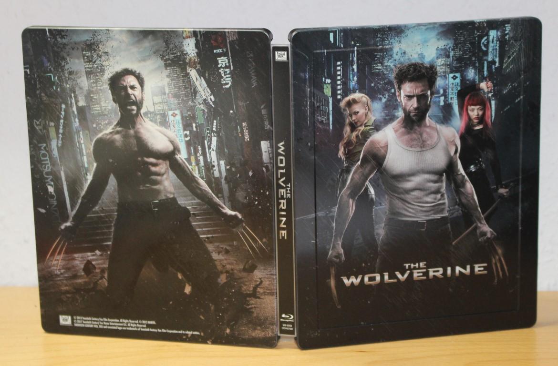 The Wolverine steelbook 1