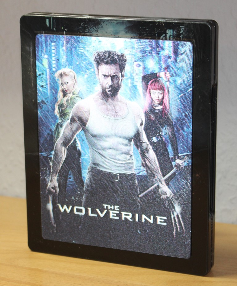 The Wolverine steelbook 2
