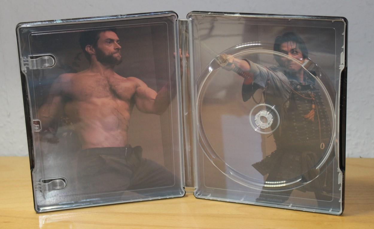 The Wolverine steelbook 3