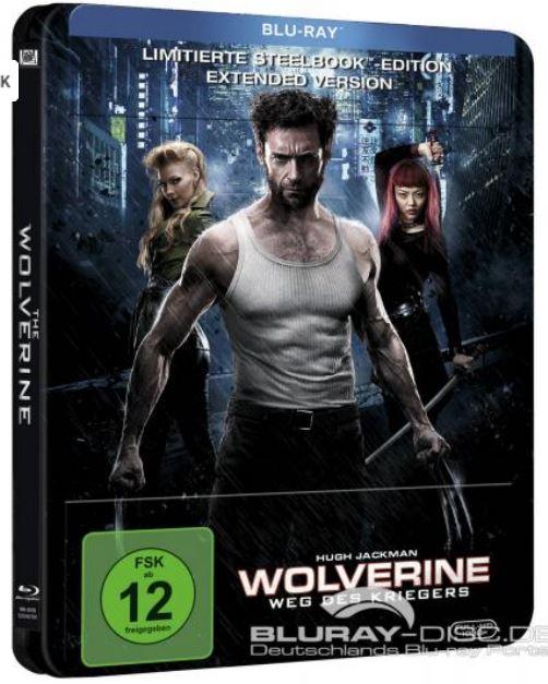 The Wolverine steelbook DE