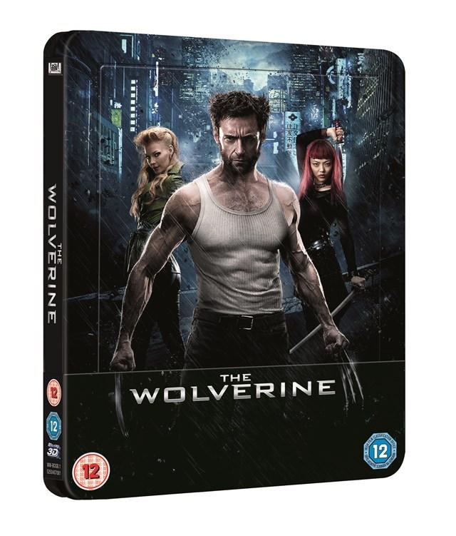 The Wolverine steelbook uk