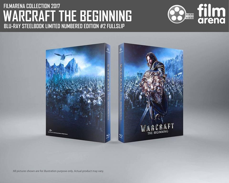 Warcraft begining steelbook filmarena2