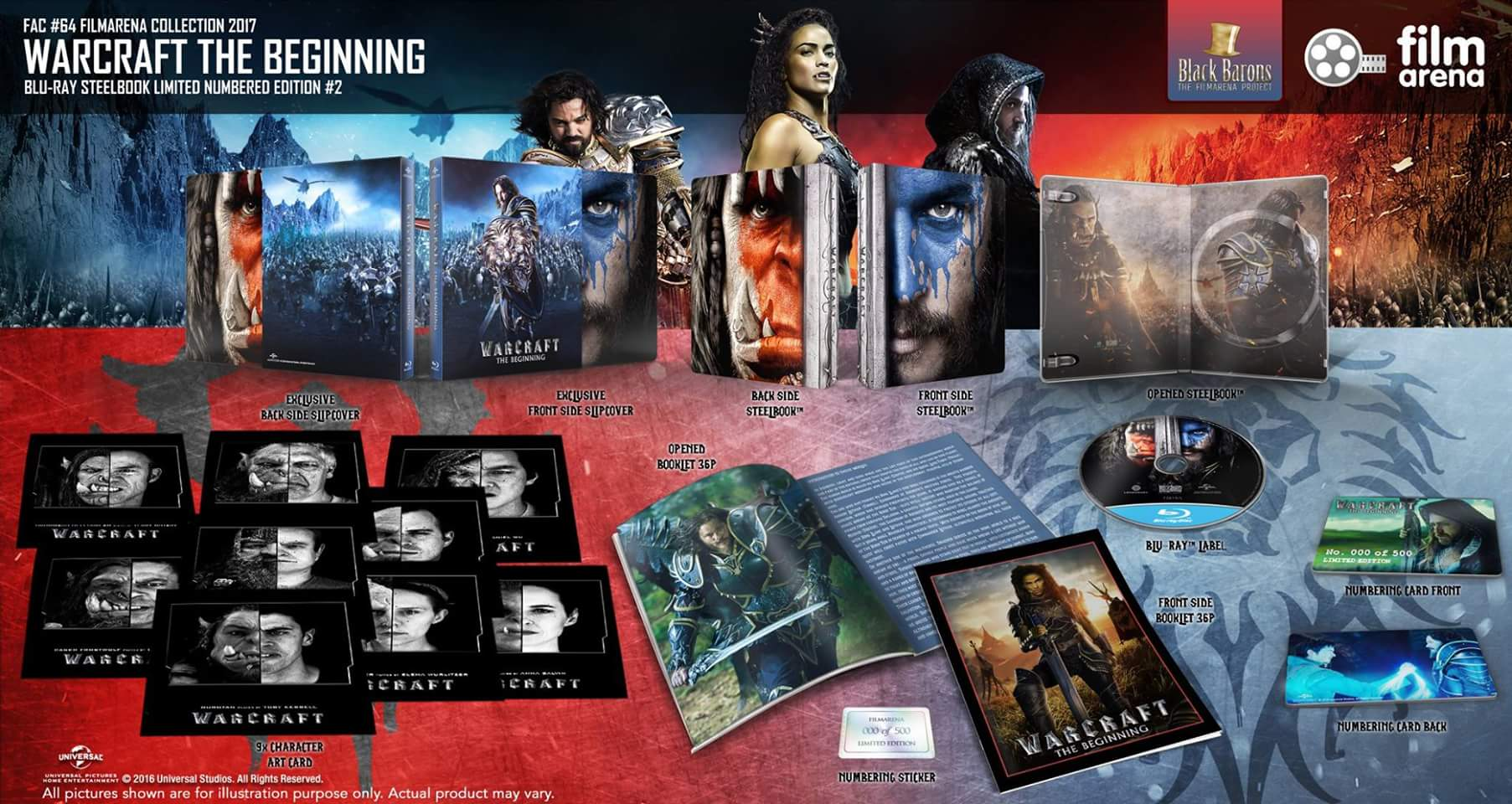 Warcraft steelbook filmarena 2