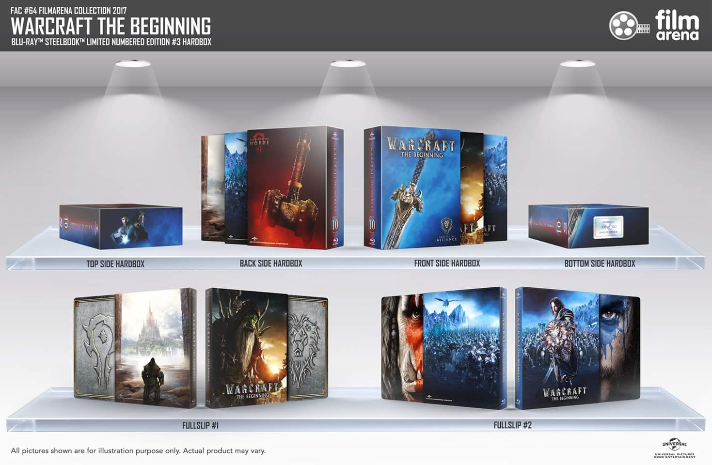 Warcraft steelbook filmarena 3