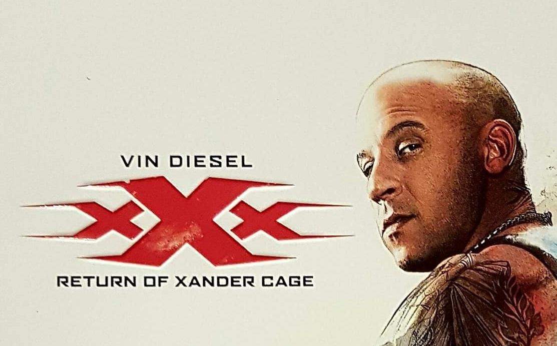 XXX Xander steelbook IT 5