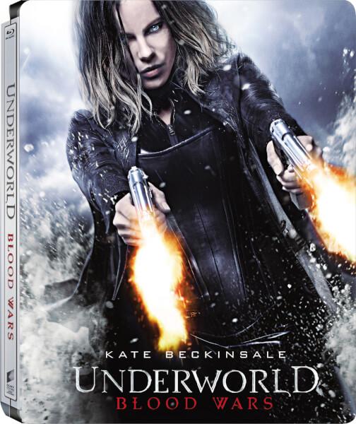 Underworld Blood Wars steelbook