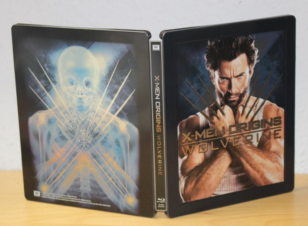 x men origin wolverine steelbook 1