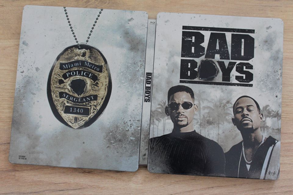 Bad Boys steelbook 1