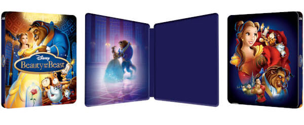 Beaty-and-the-Beast-steelbook zavvi 2