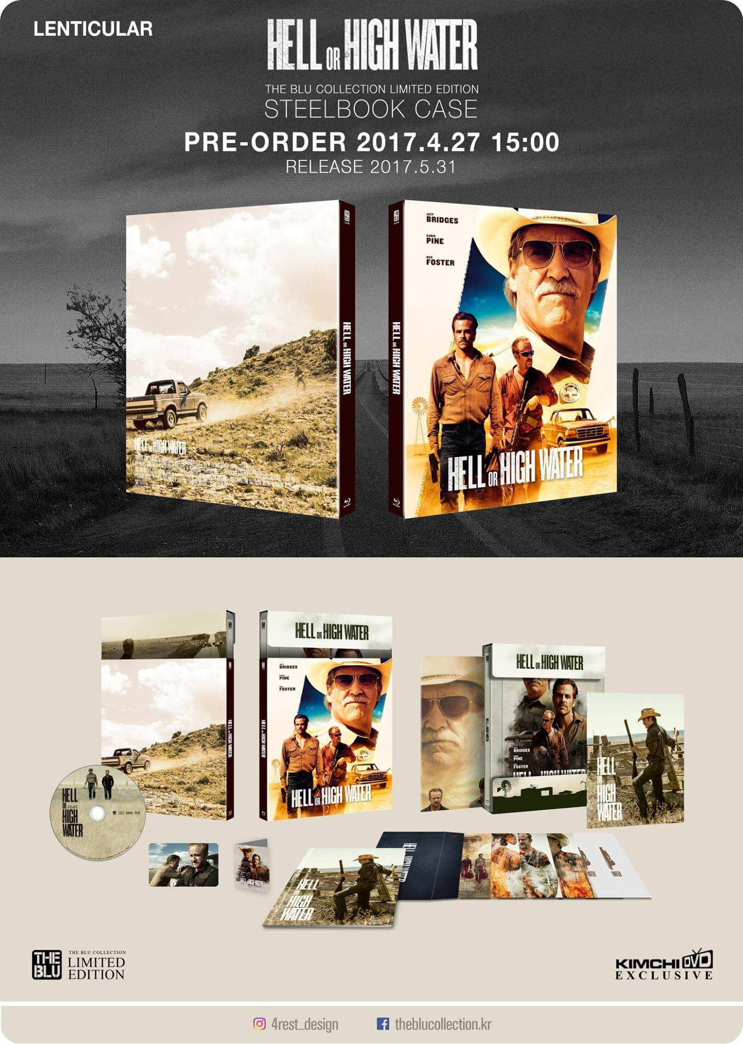 Hell or High Water steelbook 3