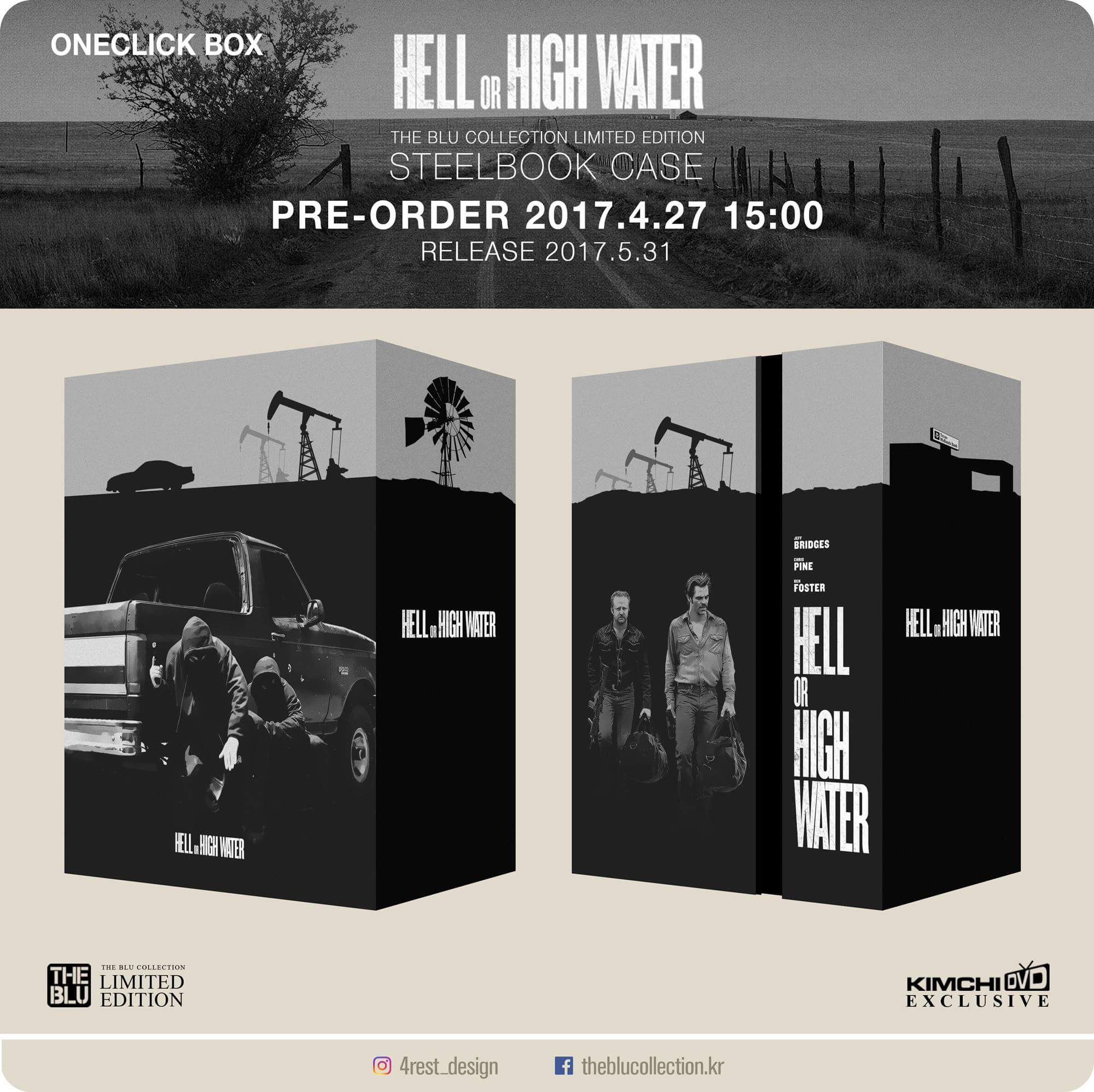 Hell or High Water steelbook 4