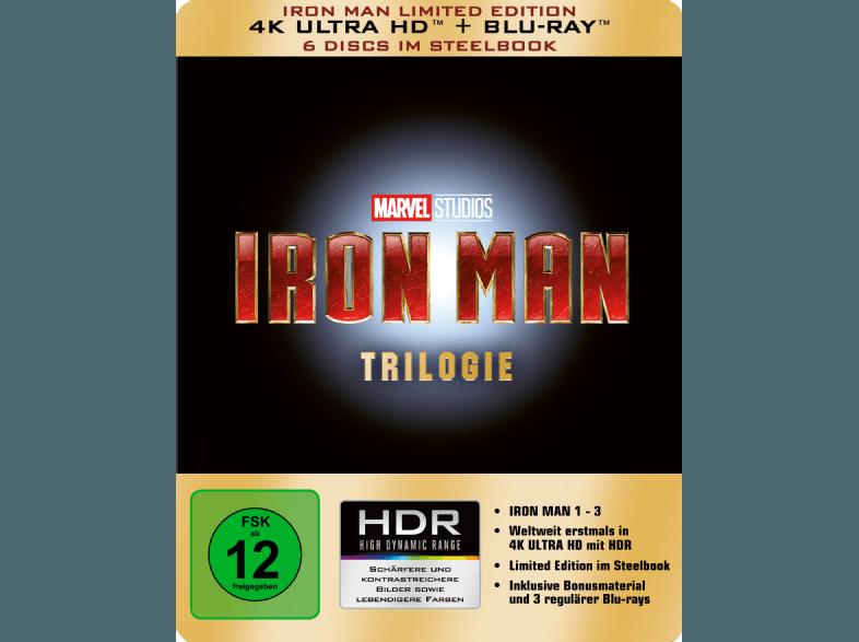 Iron-Man-Trilogie---Limited-4K-Ultra-HD-Edition-im-Steelbook---(4K-Ultra-HD-Blu-ray)