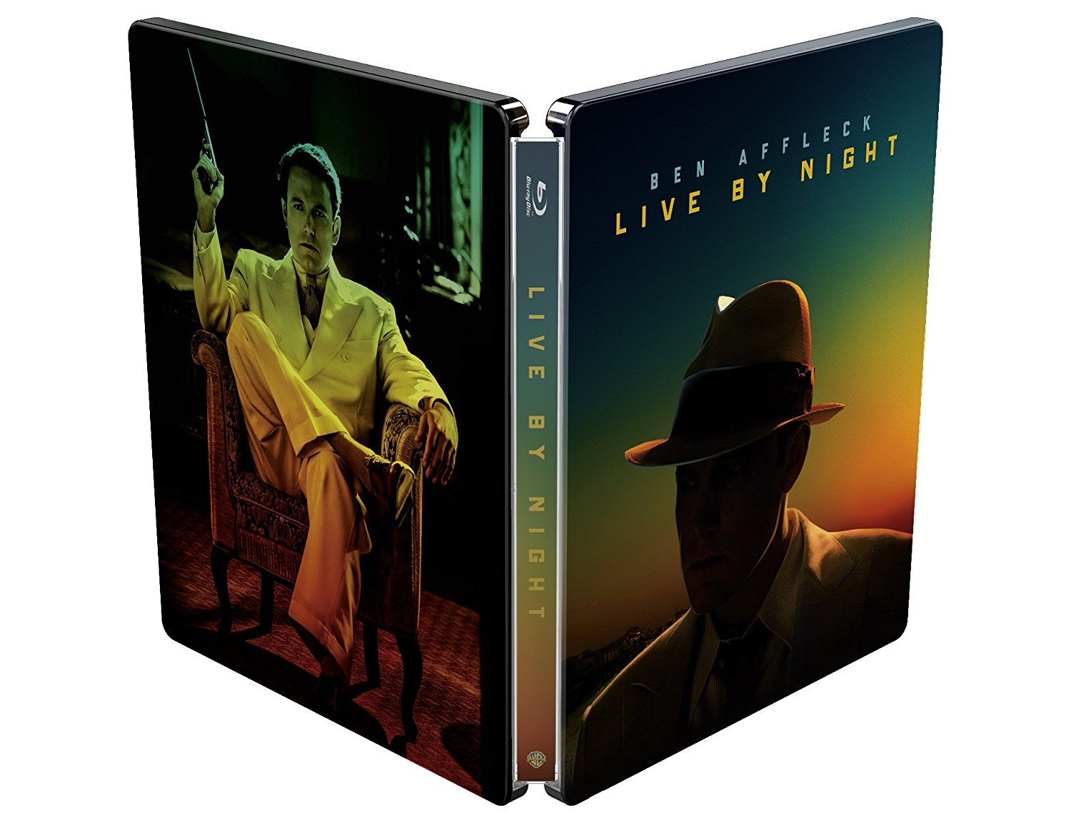 Live by Night steelbook 1