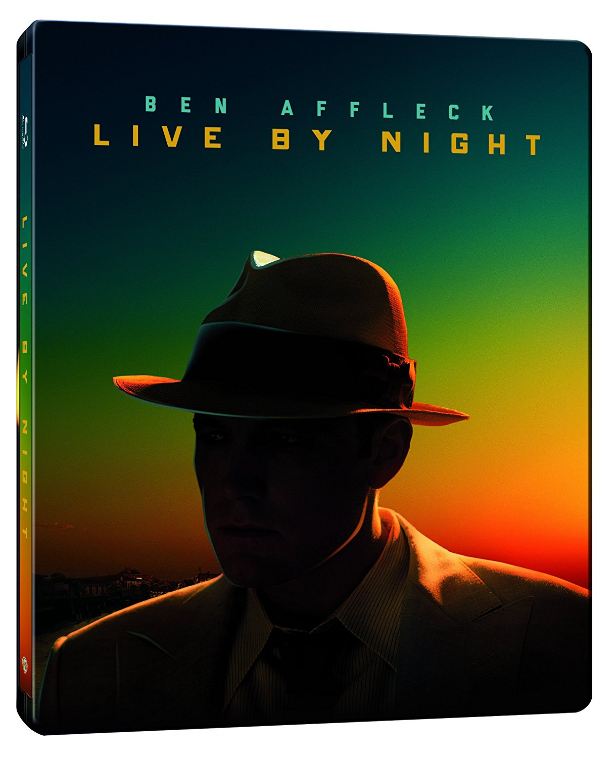 Live by Night steelbook
