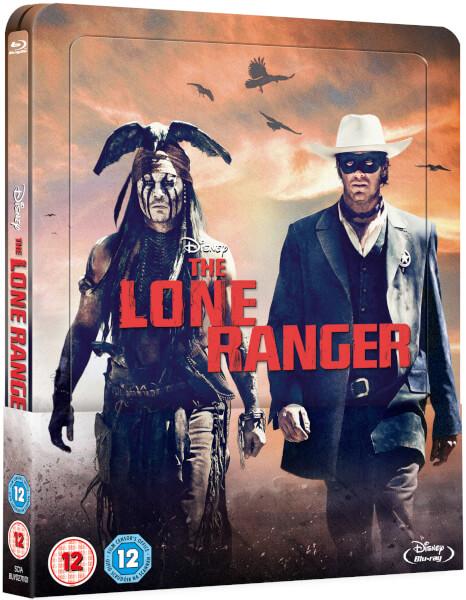 Lone Ranger steelbook 1