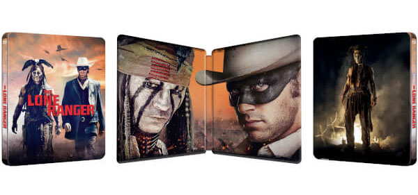 Lone Ranger steelbook 2