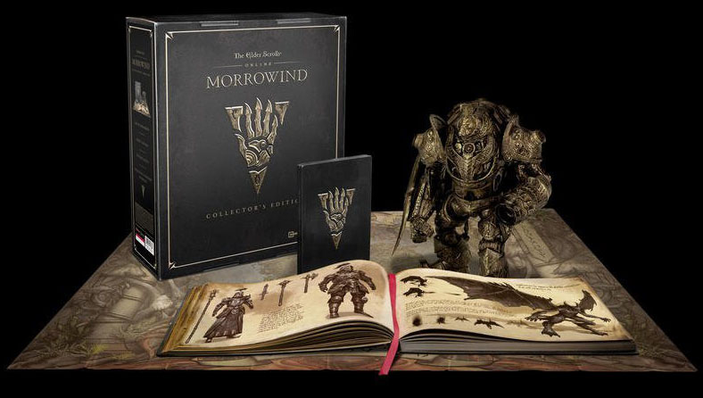 Morrowind collector steelbook