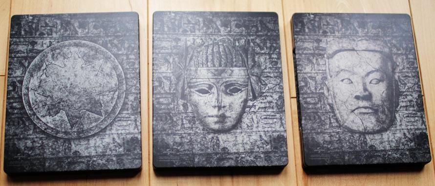 Mummy steelbook 2