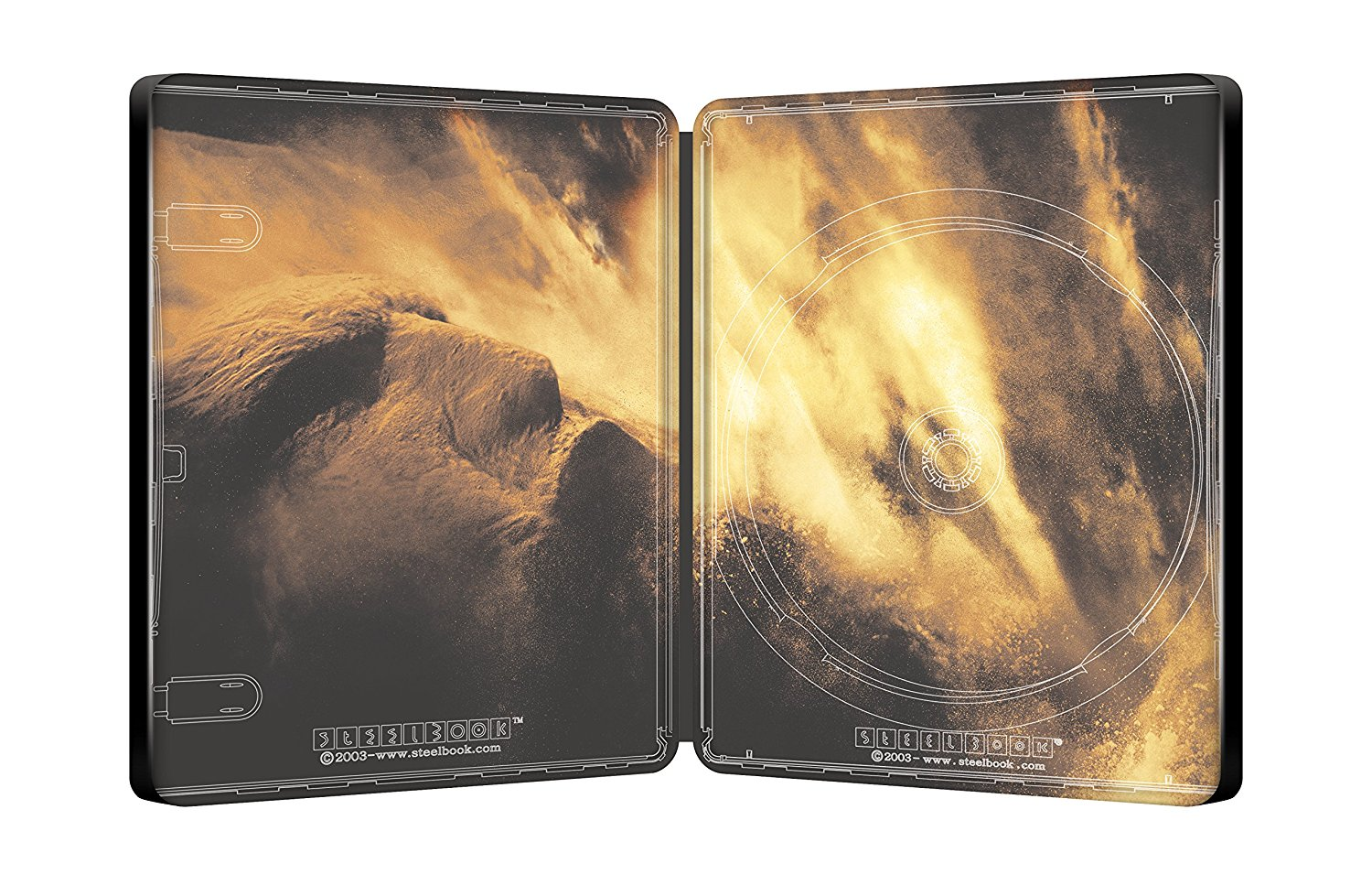 Mummy steelbook 2