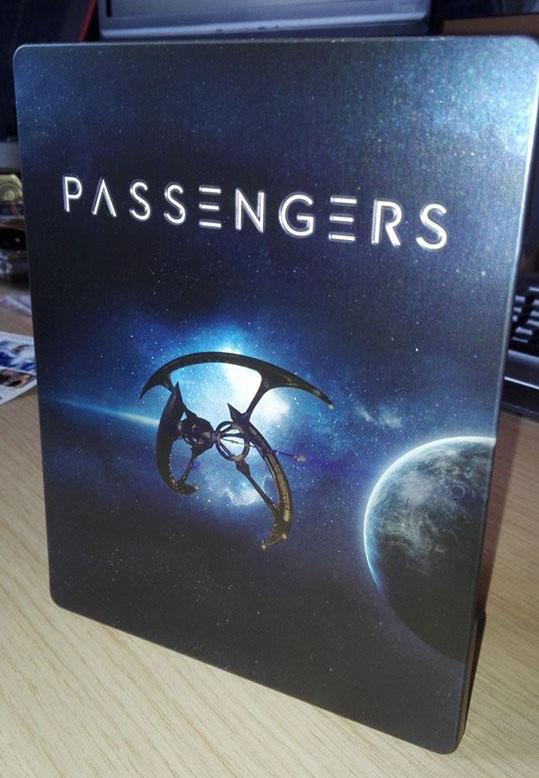 Passengers steelbook amazon.fr 5